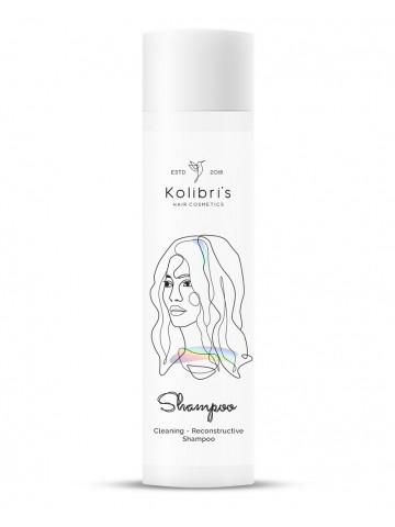 Valomasis-atsatomasis šampūnas