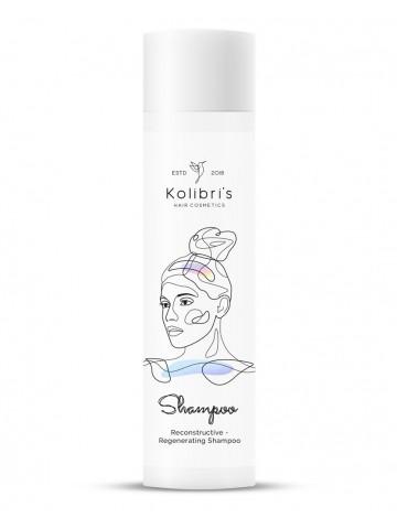 Atstatomasis-regeneruojamasis šampūnas
