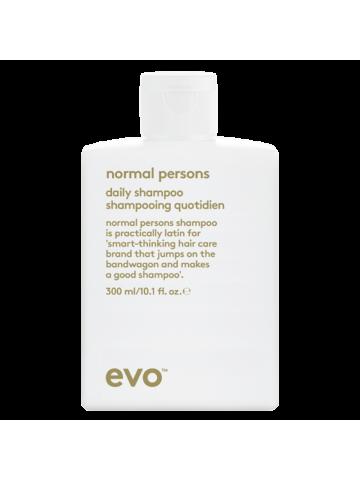 """EVO """"Normal persons"""" kasdienis šampūnas"""