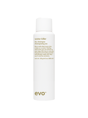 "EVO ""Water killer brunette"" sausas šampūnas brunetėms"