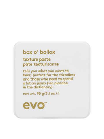 """EVO """"Box o' bollox"""" gyvenimą keičianti pasta"""