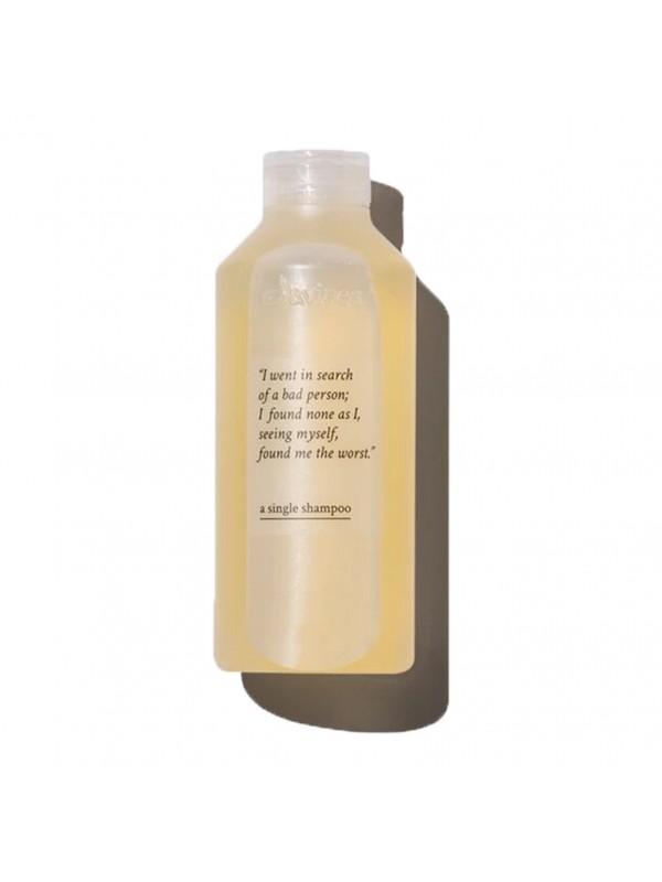 """Davines """"A single shampoo"""" tvariausias šampūnas plaukams"""