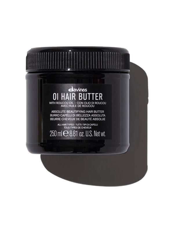"""Davines """"OI/butter"""" plaukus gražinantis sviestas"""