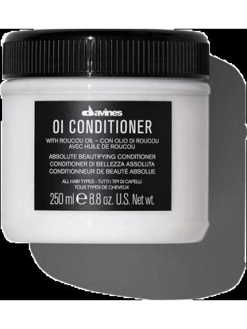 Davines OI kondicionierius absoliučiam plaukų grožiui