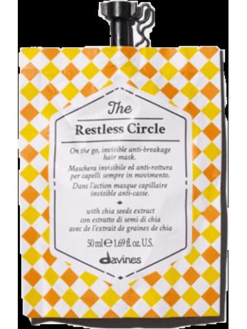 """Davines """"The restless circle"""" plaukus apsauganti kaukė"""
