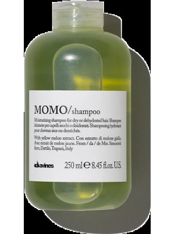 """Davines """"Momo"""" plaukus drėkinantis šampūnas"""