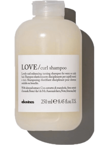 "Davines ""Love"" šampūnas garbanotiems plaukams"