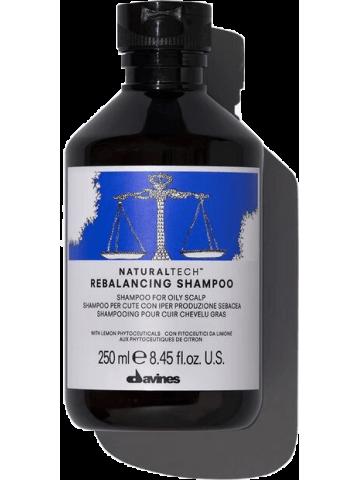 """Davines """"Rebalancing"""" šampūnas riebiai galvos odai"""